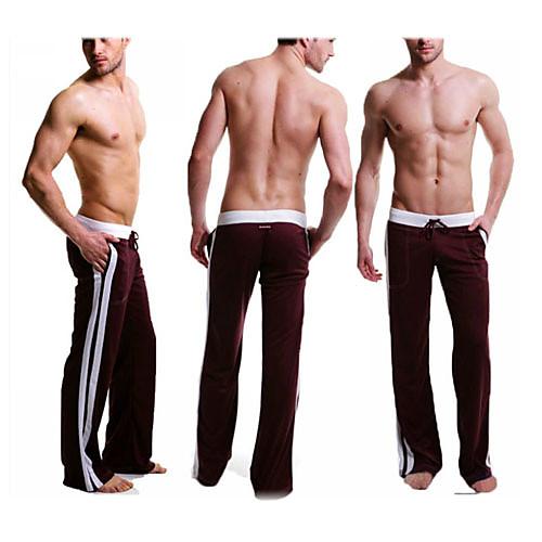 Мужские спортивные штаны с заниженной талией Lightinthebox 816.000