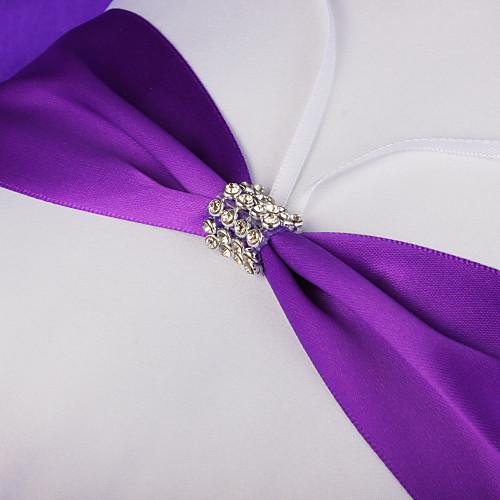 Обручальное кольцо подушки с голубой лентой Lightinthebox 399.000