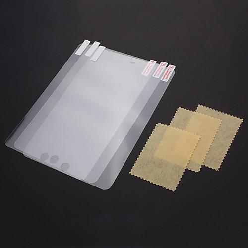 5 Pieces Упакованные Анти-ультрафиолетовая и моющиеся 97% Высокий прозрачно протектор экрана с Ткань для очистки для IPad мини
