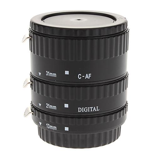Майке автофокусировки Макрос Удлинитель Набор для Canon DSLR Lightinthebox 2663.000