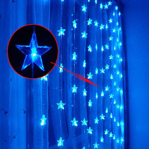 Led строки лампы - Рождество и Хэллоуин украшения - фестиваль света - свадьба свет (Леха-84080) Lightinthebox 5156.000