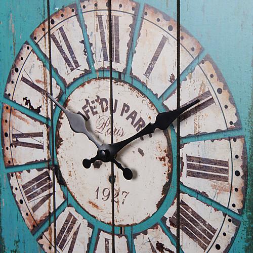 Часы настенные в деревенском стиле Lightinthebox 1718.000