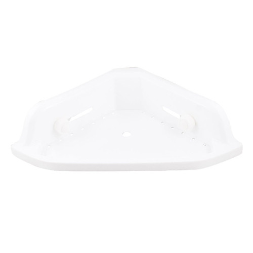 Белый треугольник форме стеллаж для хранения Пластик для домашней ванной Кухни Lightinthebox 289.000