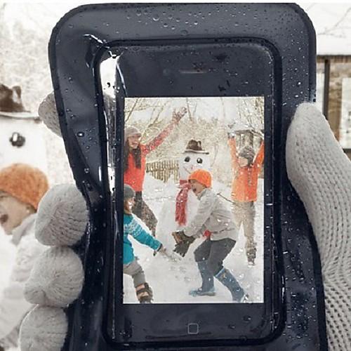 Универсальный водонепроницаемый чехол с ручным ремешком для Samsung 9300/9500/5830 и iPhone 4/4S/5/5s Lightinthebox 300.000