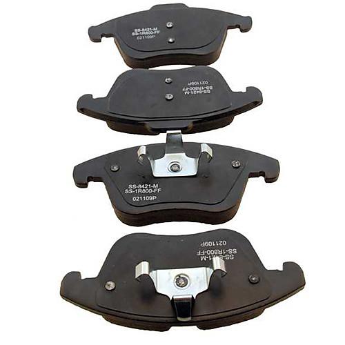 OE Замена передних Платиновый Премиум Керамическая Комплект тормозных колодок для Land Rover Бесплатный Lander 2007-2009 Lightinthebox 1374.000