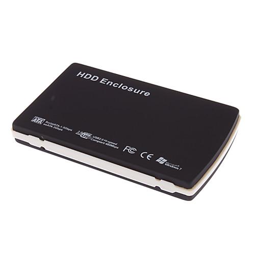 2,5-дюймовый HDD Внешний корпус переносной жесткий диск Lightinthebox 171.000