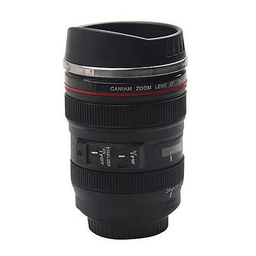 Кофейная чашка в форме фото-линзы. Размер 24 -105мм Lightinthebox 429.000