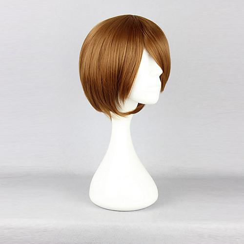 Оранской школы Host Club Benio Амакуса Браун короткий парик Lightinthebox 1288.000