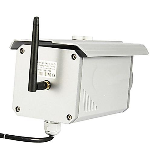qqzm беспроводной ночного видения IP камера наружного (водонепроницаемый, Wi-Fi), p2p