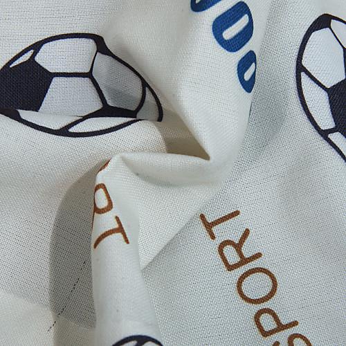 (Две панели) спортивные синий футбольный мяч детский занавес Lightinthebox 3222.000