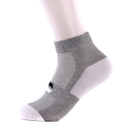 Мужская Воздухопроницаемость 3 пары хлопок спортивные носки Lightinthebox 429.000
