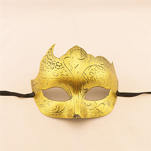 2 цвета пламени Форма Мужская ПВХ Хэллоуина маски Lightinthebox 171.000