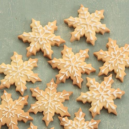 Cookie Cutter для Cookie, нержавеющая сталь Снежинка Форму Lightinthebox 171.000