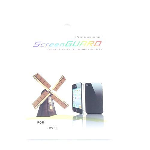 ясный протектор экрана для Samsung Galaxy i9250 связь Lightinthebox 42.000