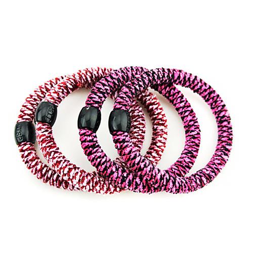 Плюшевые Высокие упругие веревки волос (случайный цвет) Lightinthebox 111.000