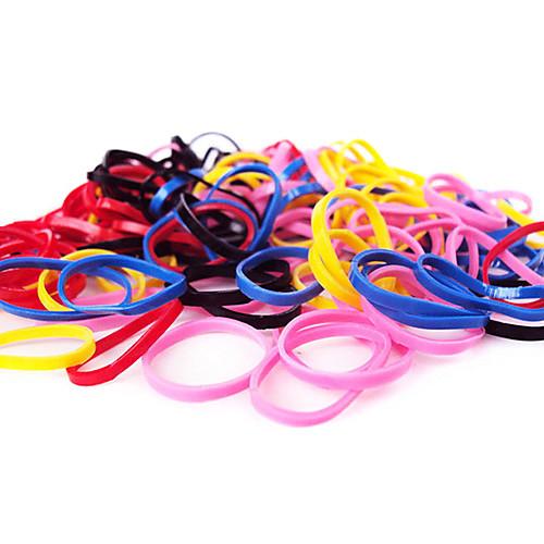 Резинки для волос разных цветов Lightinthebox 128.000