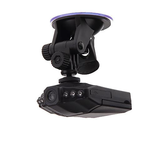 2,5-дюймовый HD автомобильный видеорегистратор с складным вращающимся TFT ЖК-экраном, с функцией ночного видения Lightinthebox 472.000