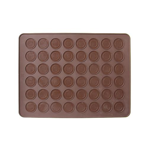 Силиконовые Cookies Macaron выпечки кондитерских изделий Листы Мат Домашнее Lightinthebox 386.000