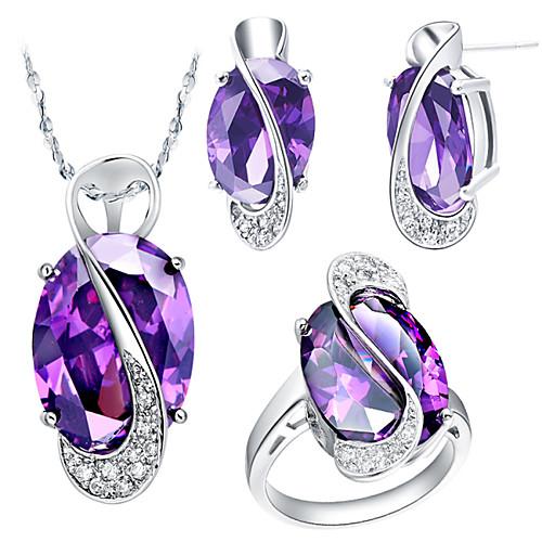 серебро комплект ювелирных изделий