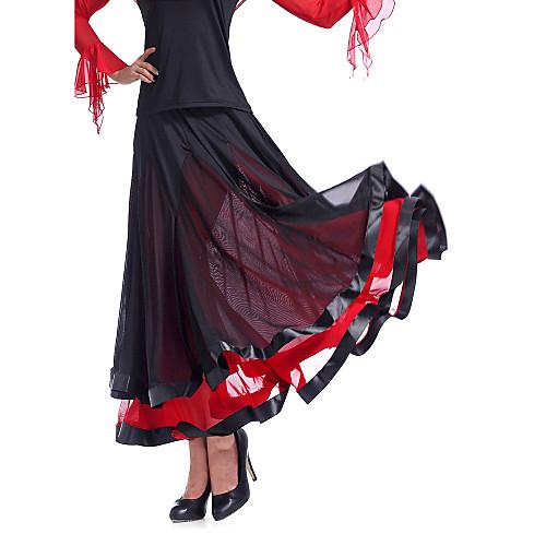Увлекательные танцевальная одежда вискоза танца юбка для дам (другие цвета) Lightinthebox 1546.000