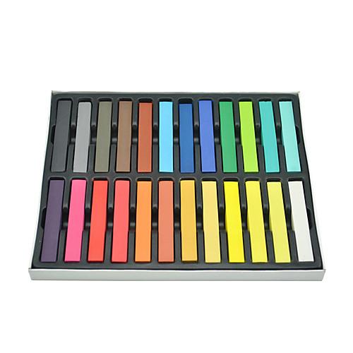 24 цвета Цвет волос Пастель Lightinthebox 1331.000