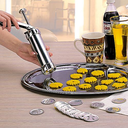 печенье печенье пресс машина инструмент кухни для украшения торта печенье производитель набор Lightinthebox 558.000