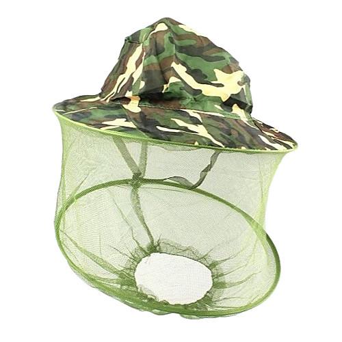 Grabber открытом воздухе Pop Up Поле Hat и Headnet Тонкие / Легкие, с хранения сумки-зеленый Средний Lightinthebox 343.000