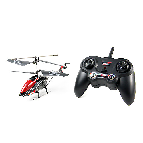 2.4G 3.5CH металла вертолет с гироскопом (разных цветов) Lightinthebox 1718.000