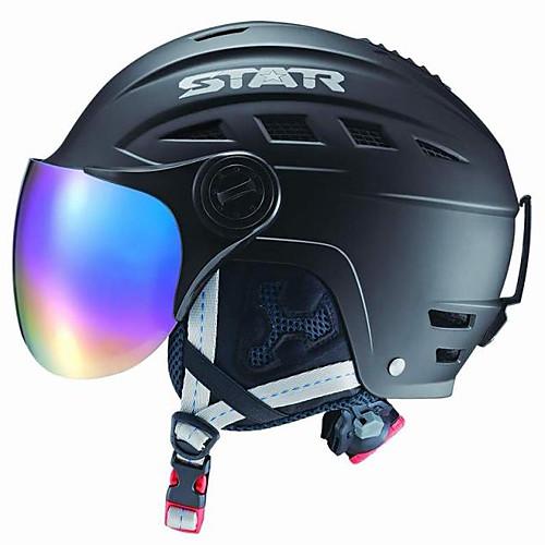 Лыжный шлем с визором (допустимый обхват головы - 48-60 см) Lightinthebox 3866.000