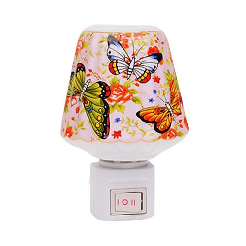 Современные Красочные Бабочки Керамика Night Light Lightinthebox 1288.000