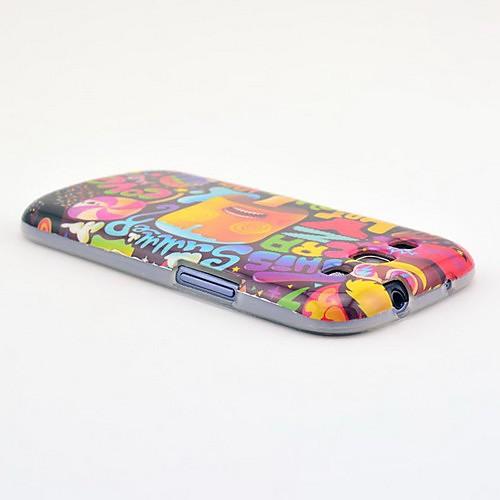 Мороженое Мягкий гель ТПУ чехол для Samsung Galaxy S3 I9300 Lightinthebox 171.000