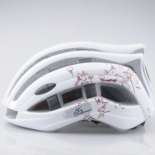 Fox EPS  PC противоударный Тупая Полированная 3D велосипедный шлем Lightinthebox 1718.000