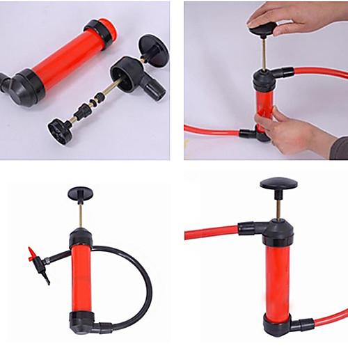 Портативный автомобильный шин воды мазут с переносом Газ Жидкость трубы Сифон инструмент воздуха насос в комплекте Lightinthebox 300.000