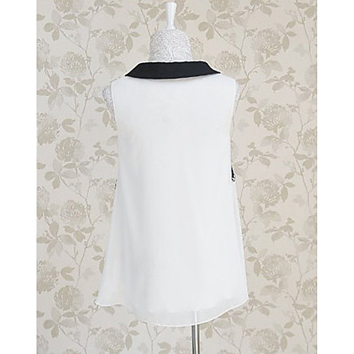 TS Vintage Palace стиль лук кружевной воротник свободные шифоновые рубашки Lightinthebox 977.000