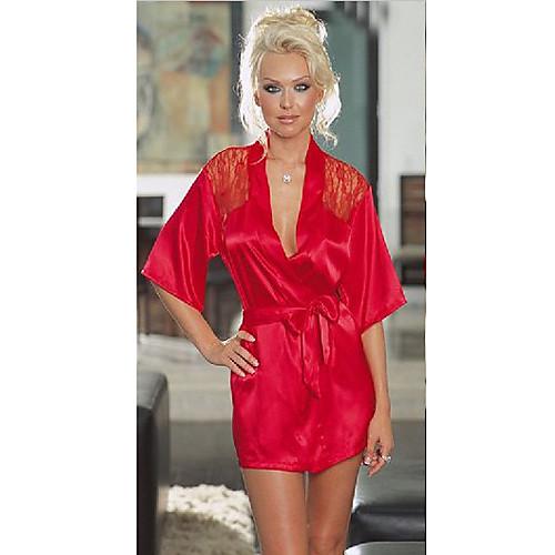 Дарлинг Одежда Женская Красный Sexy пижамы Lightinthebox 343.000
