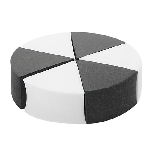 Малийское P-007 Макияж Губка (черный и белый) Lightinthebox 128.000