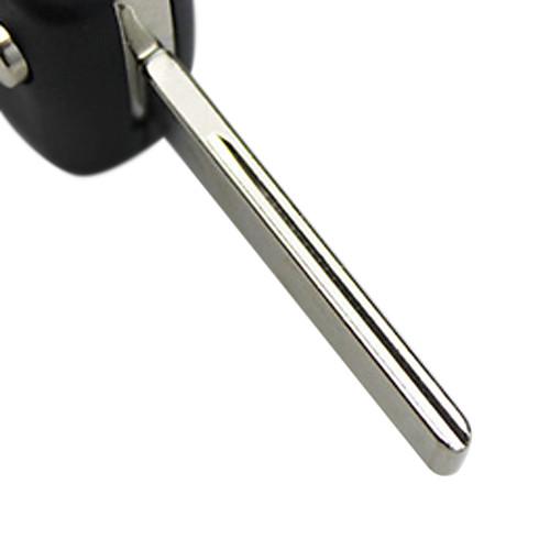 4-кнопочный складной удаленной оболочки ключ (с прорезью) для Peugeot Lightinthebox 429.000