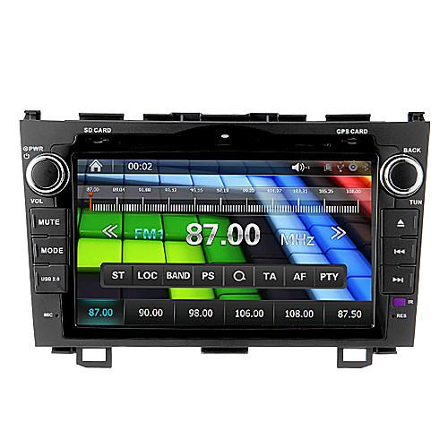 8Inch 2 Дин В-Dash DVD-плеер автомобиля для Honda CR-V с 3G, WiFi, GPS, BT, IPOD, RDS, сенсорный экран Lightinthebox 8980.000