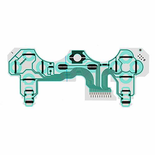 Замена контроллера проводящей пленки для PS3 Dual Shock Lightinthebox 128.000