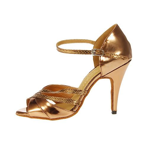 Индивидуальные женские Искусственная кожа Верхний Обувь для танцев Lightinthebox 1503.000