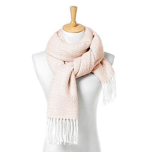 полосатый тяжелый шарф вязать на зиму Lightinthebox 558.000
