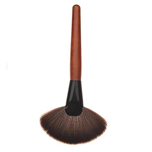 Кисточка для нанесения макияжа с ручкой