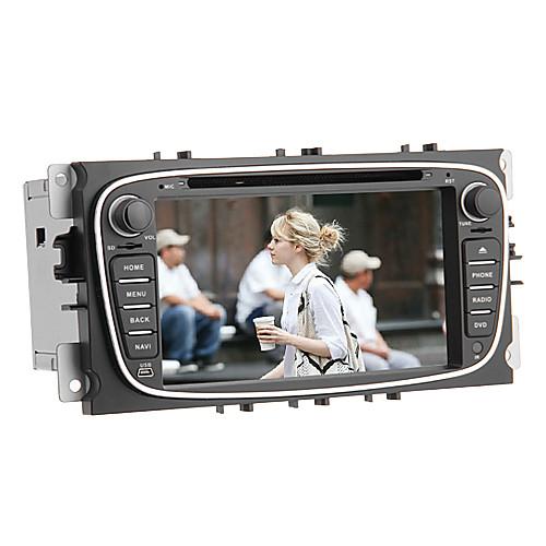 Android 2.3 7-дюймовый В-Dash DVD-плеер для Mondeo с 3G, WiFi, GPS, BT, IPod, сенсорный экран Lightinthebox 14566.000