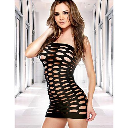 Дарлинг Одежда Магазин женской черный сексуальный высокой упругой Интерес белье Lightinthebox 214.000