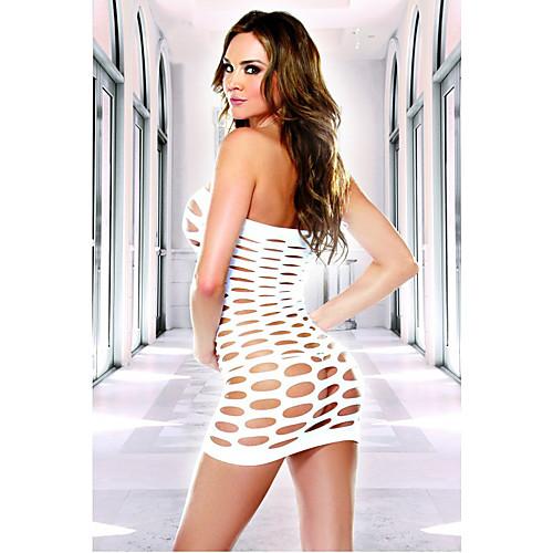 Дарлинг Одежда Женская белая сексуальная высокой упругой Интерес белье Lightinthebox 214.000