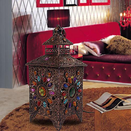 Ретро искусства ручной работы Кейджа кровати / Настольная лампа Lightinthebox 3007.000