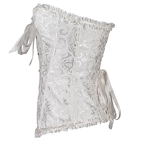 Дарлинг Одежда Женская атласная сексуальный корсет Lightinthebox 429.000
