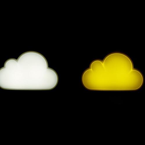 Творческий Свет управлением Облако Форма Night Light-2 Доступные цвета Lightinthebox 429.000