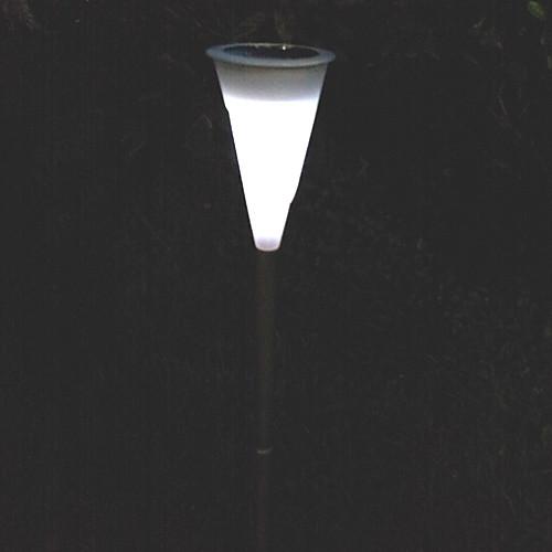 1PCS супер яркий светодиодный нержавеющей стали Минималистский солнечный свет лужайки Lightinthebox