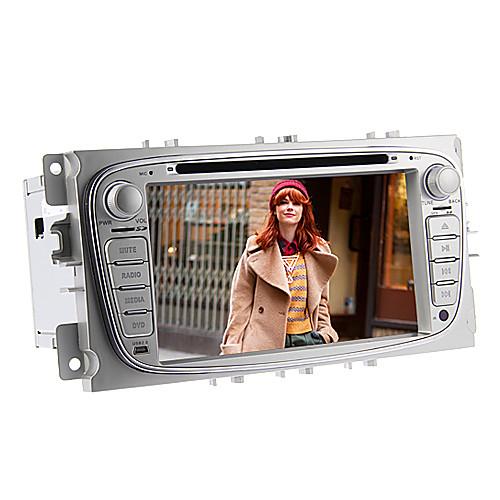 7-дюймовый 2 Дин В-Dash DVD-плеер для Ford Focus 2011-2012 с 3G, WiFi, GPS, BT, ставку, RDS Lightinthebox 10742.000